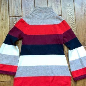 Ann Taylor bell sleeve sweater.